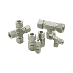 Monel 400 Tube Fittings