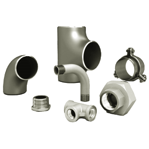 Duplex Stainless Steel Concentric Reducers