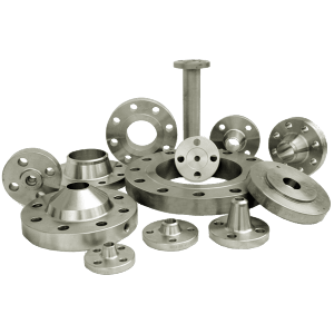 254 SMO Weldneck Flanges