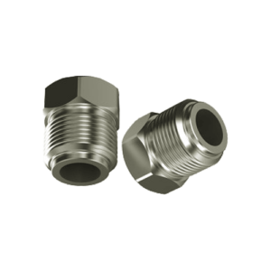 carbon steel female connector